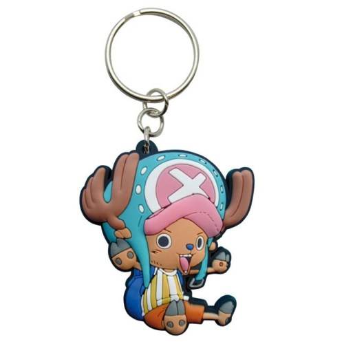 portachiave chopper in gomma one piece