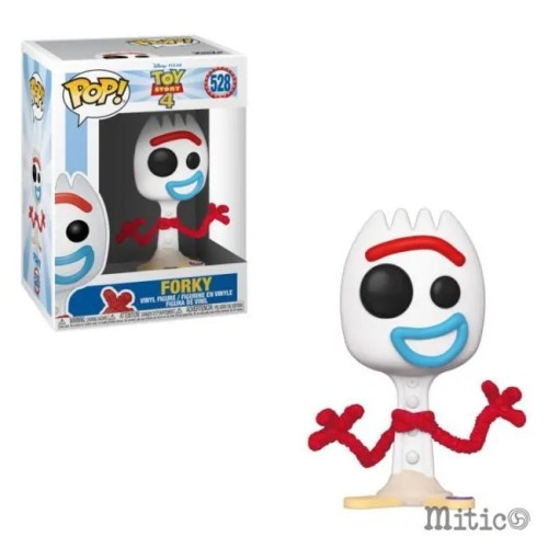 Funko Pop Forky Toy Story 4 528