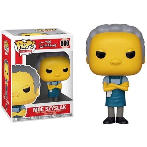 Funko Pop Moe Szyslak the Simpson 500