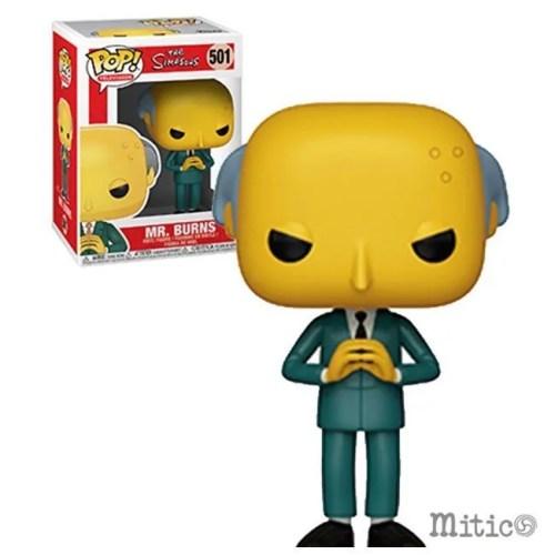 Funko pop Mr Burns the Simpson 503