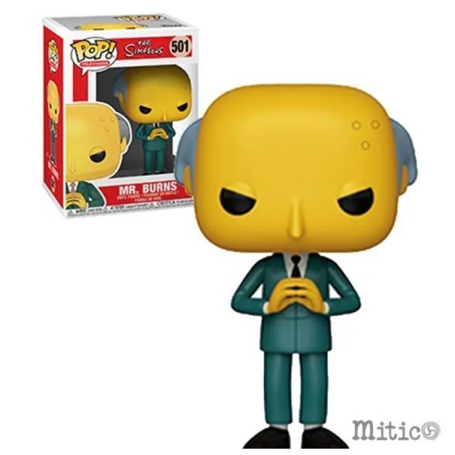 Funko pop Mr Burns the Simpson 503