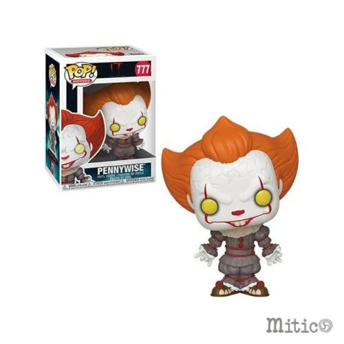 Funko Pop Pennywise IT 777