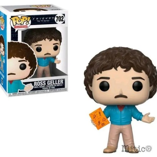Funko Pop Ross Geller Friends 702