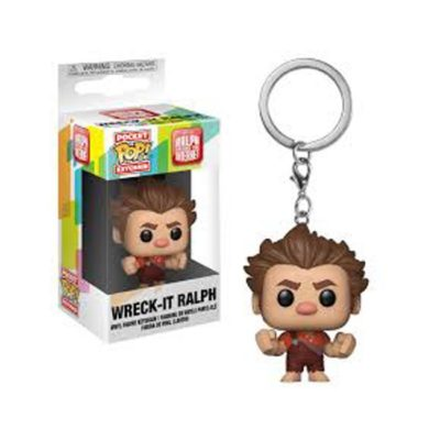 Poket Pop Keychain Wreck It Ralph