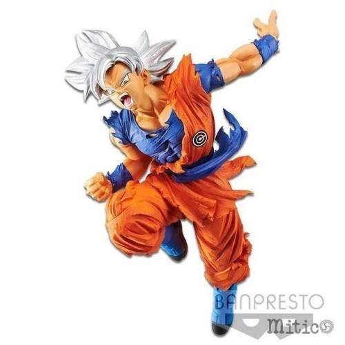 Action Figure Ultra Instinct Son Goku Dragonball Super