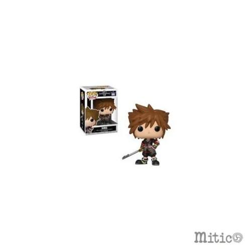 Funko pop Sora Kingdom Hearts 406