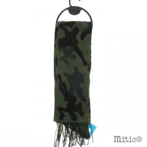 sciarpa fortnite verde