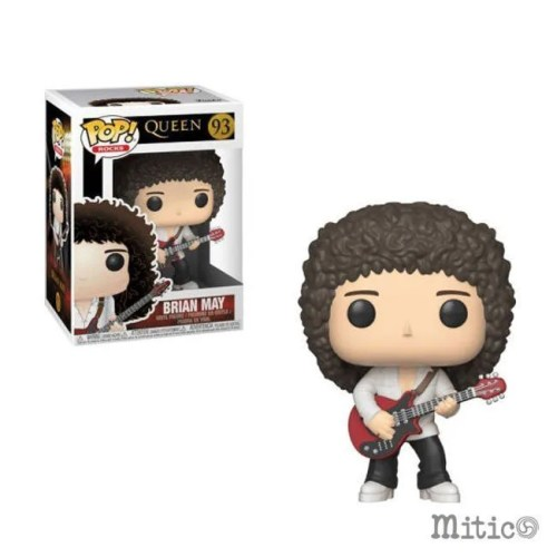 Funko Pop Brian May Queen 93