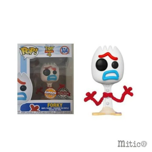 Funko Pop Forky Toy Story 534
