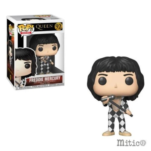 Funko Pop Freddie Mercury Queen 92