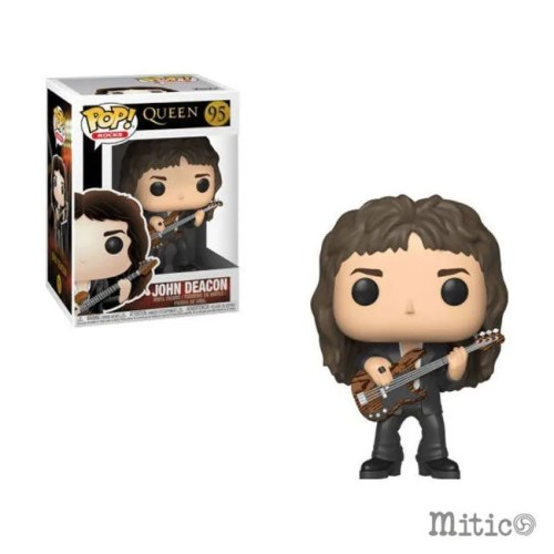 Funko Pop Jhon Deacon Queen 95