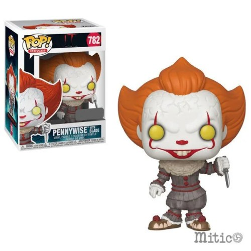 Funko Pop Pennywise with Blade IT 782