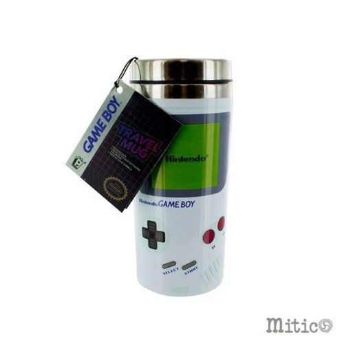 Travel Mug Game Boy Nintendo
