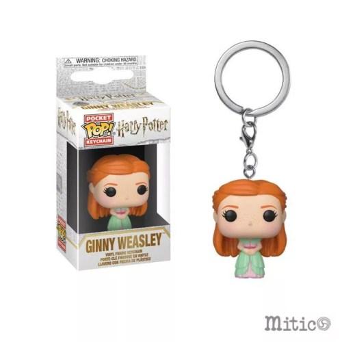 Pocket Pop Keychain Ginny Weasley Harry Potter