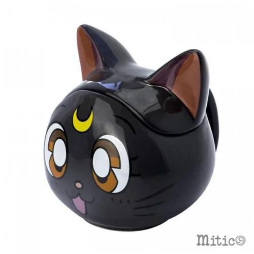 tazza 3D Luna Sailor Moon