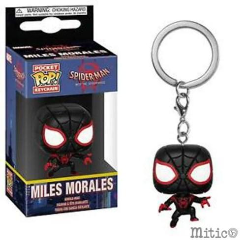Funko Poket Keichain Miles Morales Spider Man