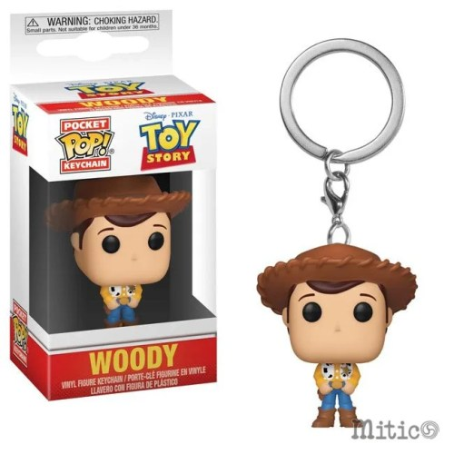 pocket pop keychain woody toy story disney pixar