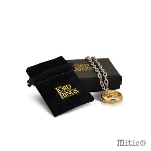 Anello del potere Signore degli anelli con sacchetto