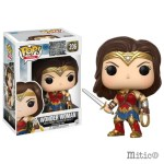 Funko Pop Wonder Woman Justice League Dc Comics 2016