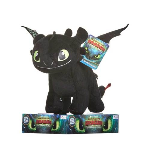 Peluche Sdentato Dragon Trainer
