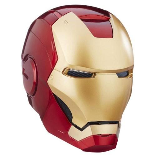 Casco Elettronico Iron Man Marvel Hasbro