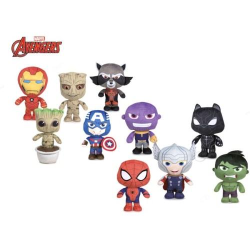 Peluche Avengers 20cm