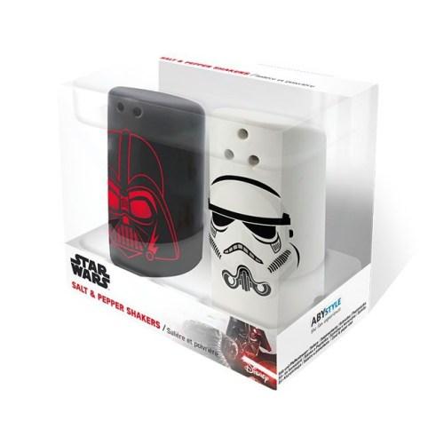 Set Sale e Pepe Star Wars scatola