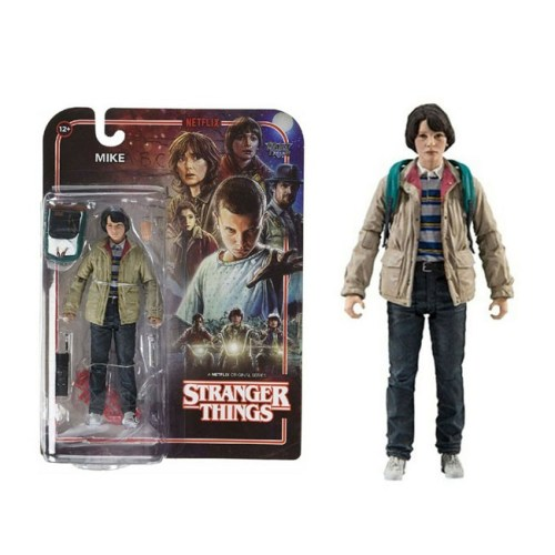 Action Figure Mike Stranger Things Mc Ferlane Toys
