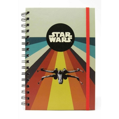 Notebook Star Wars Nostalgia