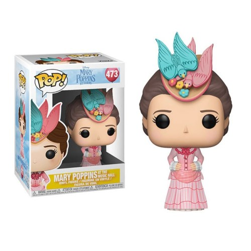 Funko Pop Mary Poppins Disney 473