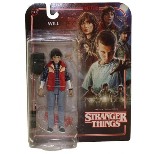 Action Figure Will Stranger Things McFarlane Toys