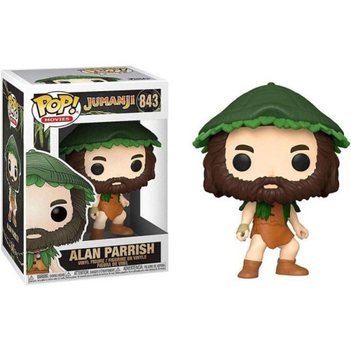 Funko Pop Alan Parrish Jumanji 843