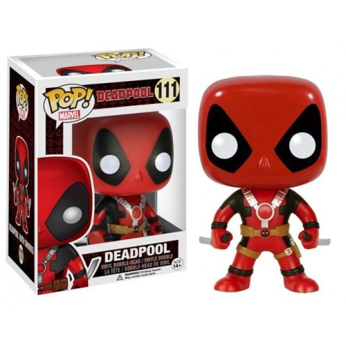 Funko Pop Deadpool 111