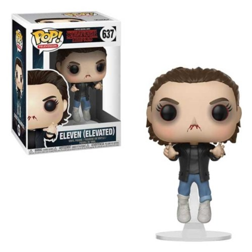Funko Pop Eleven Elevator Stranger Things 637