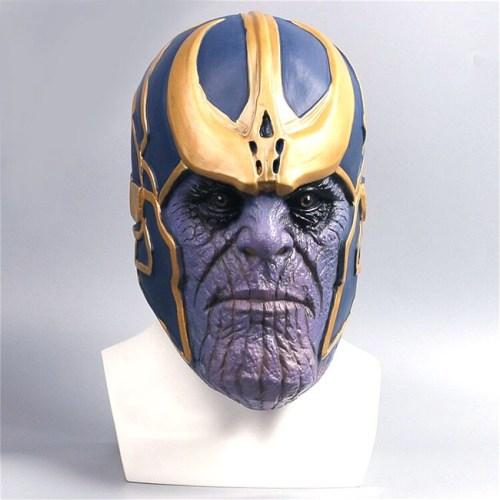 Maschera in gomma Thanos