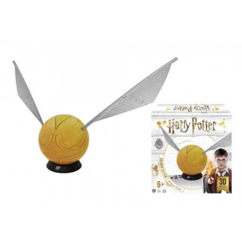 Puzzle 3D Golden Snitch Harry Potter