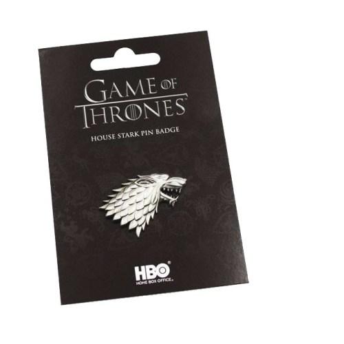 Spilla House Stark Game of Thrones
