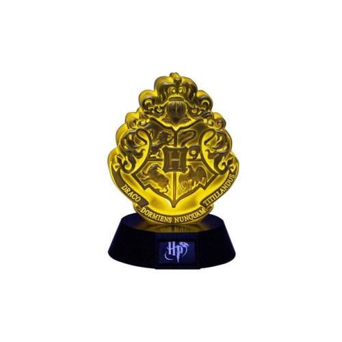 Lampada stemma Hogwarts Harry Potter
