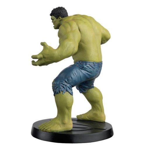 Action Figure Hulk Eaglemoss dettagli retro