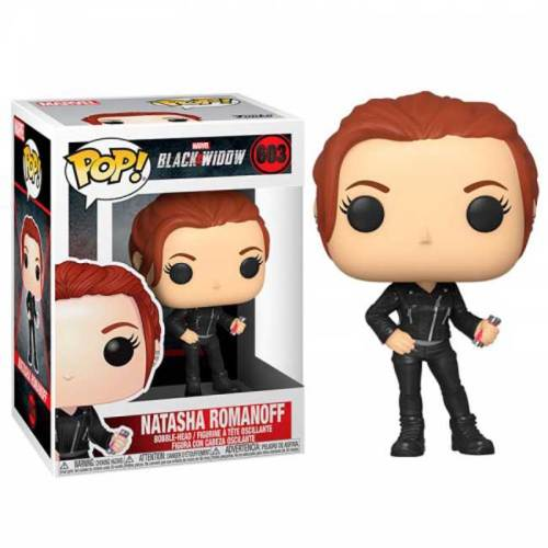 Funko Pop Black Widow Marvel 603