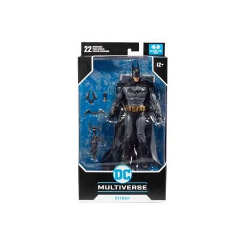 Action Figure Batman Arkham Asilum DC Comics