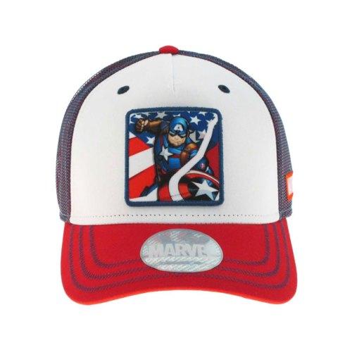 Cappello con visiera Capitan america Marvel