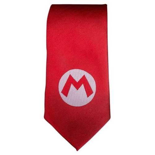 Cravatta Super Mario dettaglio