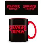 Tazza Nera Stranger Things