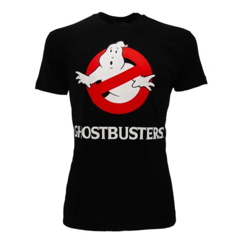 T-shirt Ghostbusters logo