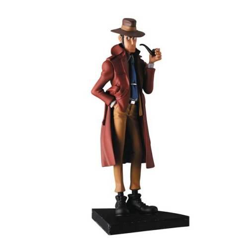 Figure Zenigata con pipa Lupin