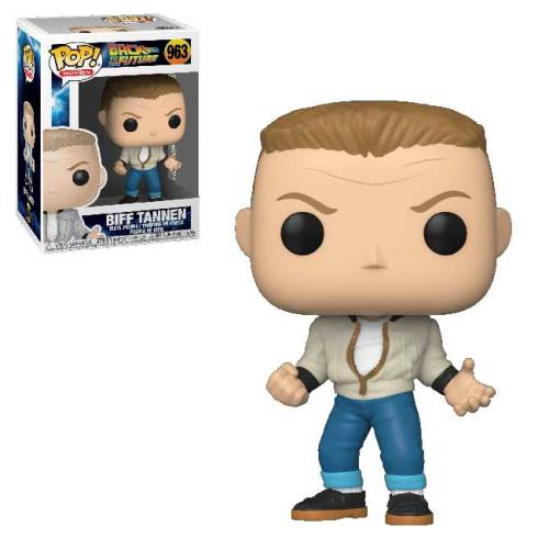 Funko Pop Biff Tannen Back to the Future 963