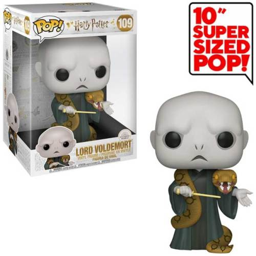 Funko Pop Lord Voldemort Harry Potter Super Sized 109