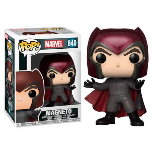 Funko Pop Magneto Marvel 640