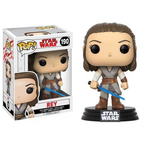 Funko Pop Rey Star Wars 190